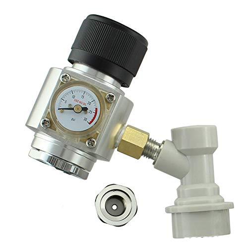 Keg Ladegeräte 0-25psi CO2 only aluminium