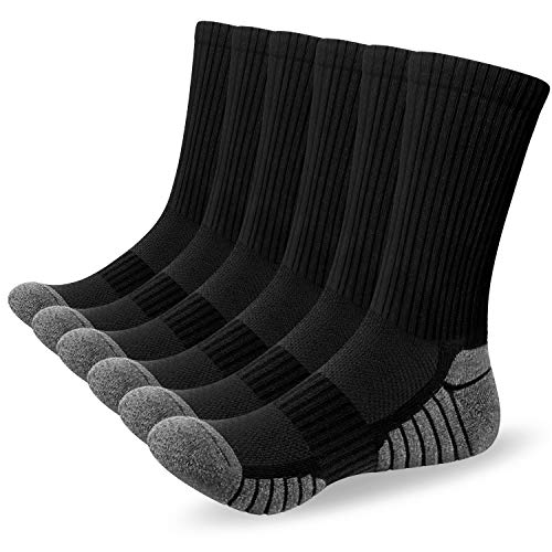 Alaplus Sneaker Socken Herren 43-46 Socken Herren & Damen (6X Paar) Füßlinge Kuschelsocken Laufsocken
