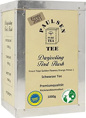 Paulsen GmbH -  Darjeeling First