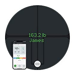 QardioBase Smart Digital Bathroom Scale
