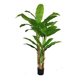 Vintage Home VHX117 Fake Plant, One Size, Green