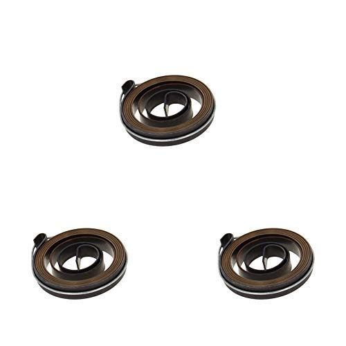 Sale!! MroMax Drill Press Return Spring, Quill Spring Feed Return Coil Spring Assembly 0.03x0.39x6...