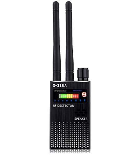 Anti Espía Inalámbrico RF Señal Detector Bug GPS Cámara Radar Radio Escáner...