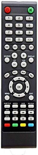 Mando a distancia para TV ICARUS IC-LED50 4K Smart TV, IC-LED55 4K Smart TV
