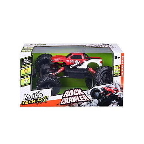 Maisto RC Rock Crawler - 7