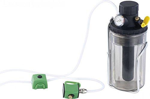 Semptec Urban Survival Technology Fahrrad Klimaanlage: Sprühnebler fürs Fahrrad mit Luftpumpe (Fahrrad Gesicht-Dusche)