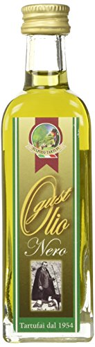 Sulpizio Tartufi Olio di Oliva aromatizzato al Tartufo Nero - 55 ml