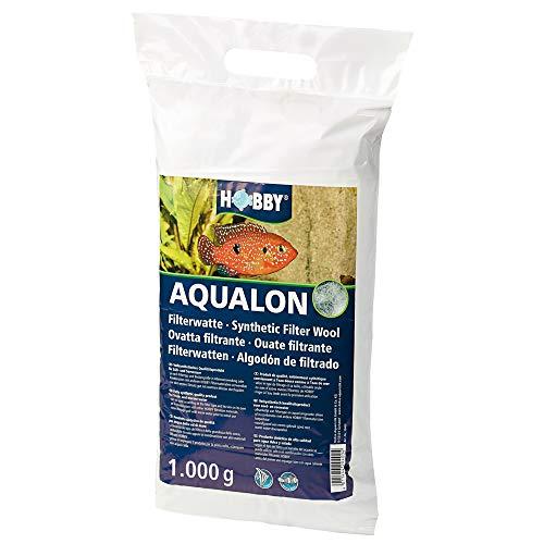 Hobby 20400 Aqualon, Filterwatte, 1.000 g