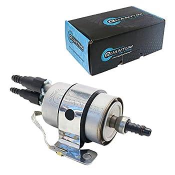 QFS-F201-PL Quantum LS Swap C5 Corvette Fuel Pressure Regulator/Filter Barb Fittings for Chevrolet Corvette 5.7L  1999-2004  Replaces 33737