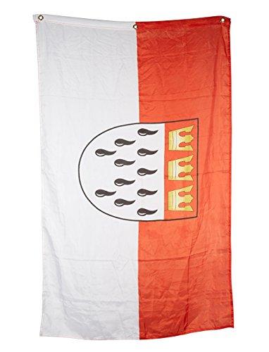 Deiters Flagge Köln Wappen 150x90cm