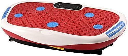 Fitness Vibration Plate Remote 99 Speed Adjust Low Noise Slimming Machine Fat Burning Fitness Machine Foot Magnet Shiatsu Massager kyman Color B Estimated Price : £ 553,78