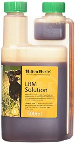 Hilton Canine LBM Herbal Solution 500 ml