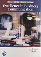 Excellence in Business Communication, 6th Canadian Edition Front Cover