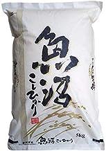 【精米】新潟県 魚沼産 コシヒカリ 令和元年産 白米 米 コメ (5㎏×1袋)