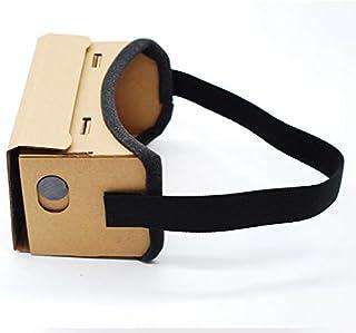 DIY Ultra Clear Google Cardboard VR Box 2.0 Virtual Reality 3D Glasses for iPhone Smartphone Computer gafas xiaomi mi vr H...
