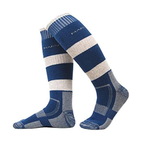 Calzini da sci termici invernali Calzini da sci adulti addensare caldi caldi sportivi e asciugatura ad asciugatura rapida e calzini da sci e donne calzini da sci comforti calzini da sci termici comodi