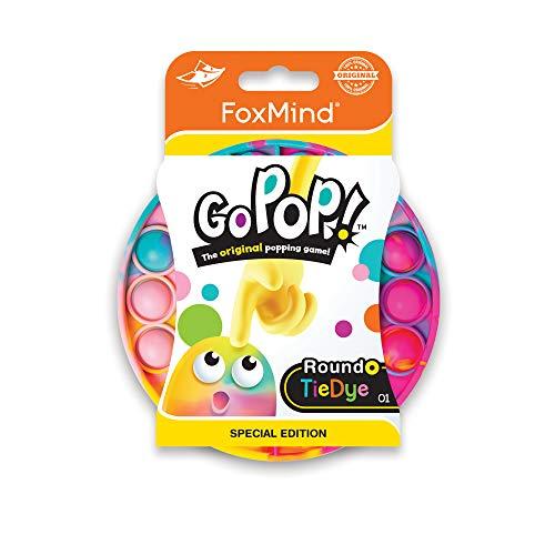 FoxMind Games Go Pop! Roundo Tie Dye Special Edition