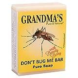 Grandma's Don't Bug Me Soap Bar - 2.0 oz Bug Repellent with No Chemicals & Safe for Children - 67023