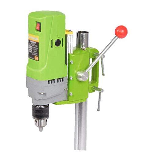 Taladro de soporte multifunción de sobremesa prensa de taladro 220V piso de perforación soporte de mesa de precisión de alta velocidad de perforación Collet kit de bricolaje Trabajo Industrial