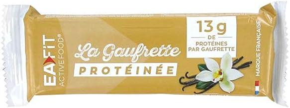 Eafit Protein Wafer Vanilla Flavor 40g Estimated Price : £ 7,87