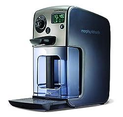 Morphy Richards Heißwasserspender Redefine 131000, Kunststoff, 3 liters, schwarz/silbern