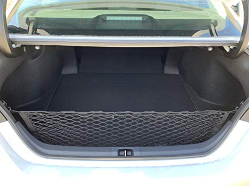 TN TrunkNets Inc Trunk Envelope Style Cargo Net for Toyota Camry L LE SE XLE XSE Camry Hybrid 2018-2021