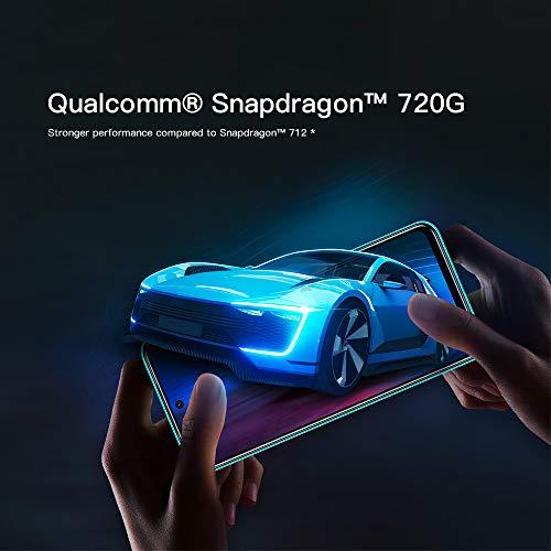 Xiaomi Redmi Note 9 Pro Smartphone, 6GB RAM 64GB ROM Téléphone,Pantalla de Puntos de 6.67', Processeur Qualcomm Snapdragon 720G, Caméra Quad AI (64MP + 8MP + 5MP + 2MP) Version Globale(Vert)