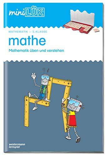 miniLÜK-Übungshefte: miniLÜK: 3. Klasse - Mathematik: Üben und verstehen: Mathematik / 3. Klasse - Mathematik: Üben und verstehen (miniLÜK-Übungshefte: Mathematik)