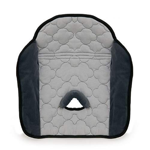 Hauck Dry Me Schutzeinlage für Babyschale, Kindersitz Gruppe 1, Rutschfest, Schmutzabweisend – grau