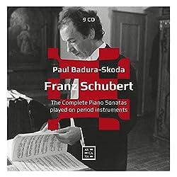 Intégrale des Sonates pour Piano sur Instruments d'Époque