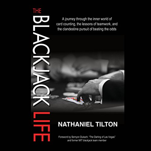 The Blackjack Life audiobook cover art
