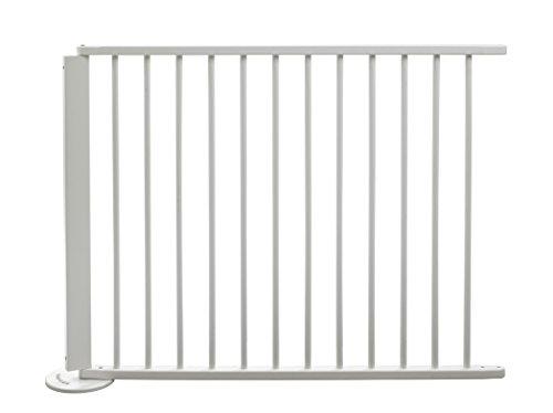 Geuther, Extension Barrière à Configurer, Bois, Blanc, 95 cm
