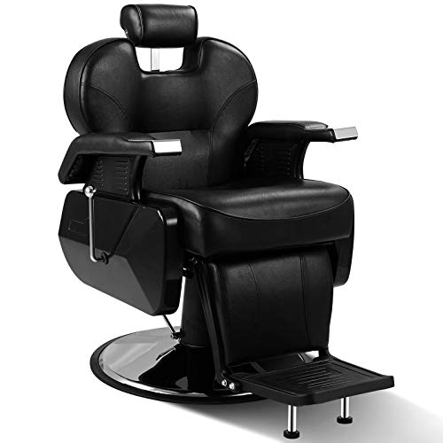 Artist Hand Hydraulic Barber Chair Recline 360 Degree for sale  Delivered anywhere in UK