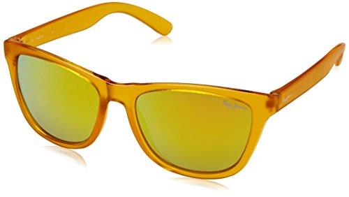 Pepe Jeans Pj7197C355 Gafas de sol, Amarillas, 55 Unisex