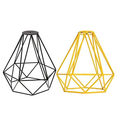 Lámpara de araña/luz de techo, nórdica, 2 piezas, pantalla de metal vintage con diamantes para colgar, lámpara de techo, lámpara colgante, lámpara de sala de estar, diseño antiguo