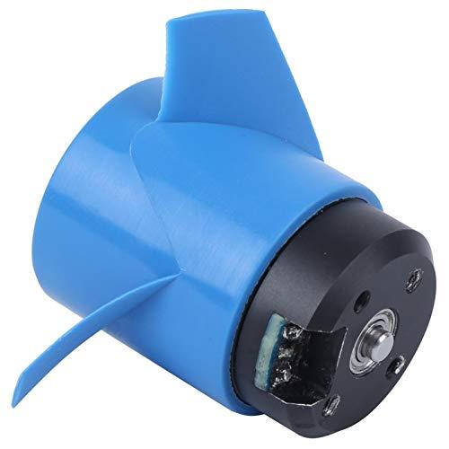SALUTUYA Propulsor de Barco RC antioxidante Propulsor de 5000Kv con hélice de 60 mm Propulsor subacuático RC(Reverse)