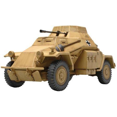 Tamiya Models German Armored Car Sd.Kfz.222 Model Kit