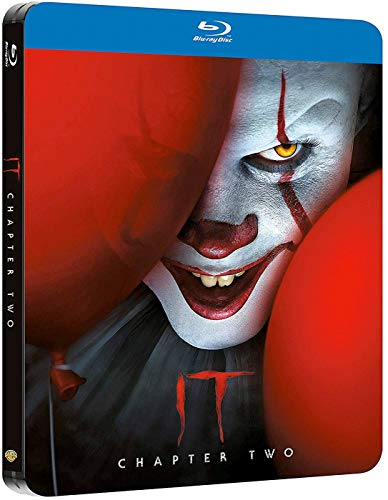 It Capítulo 2 Blu-Ray Steelbook [Blu-ray]