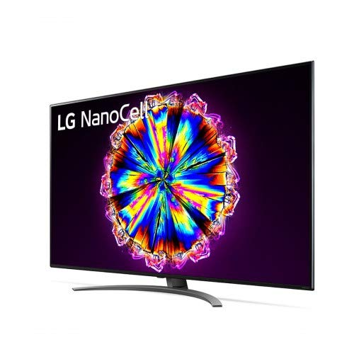 LG TV NANOCELL 55' 4K 55NANO813NA Smart TV Europa Black