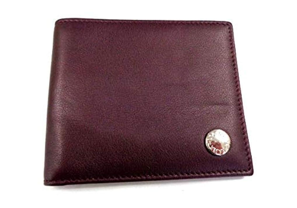 立方体特徴づけるインシデントDOLCE&GABBANA(ドルチェ&ガッバーナ) 2つ折財布 ワインレッド d1024 [並行輸入品]
