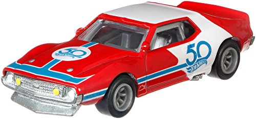 Hot Wheels \'71AMC Javelin 50th Anniversary Premium Collector Favorites 1: 64flf37flf35