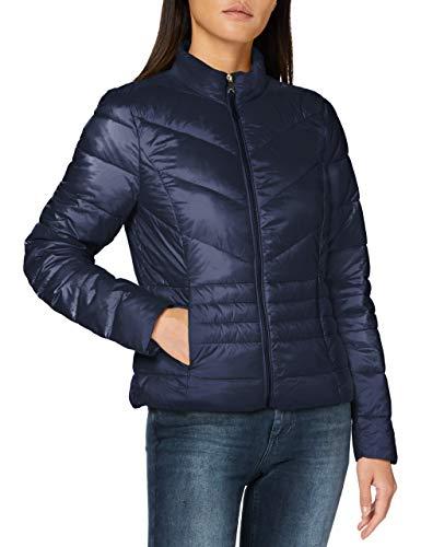 Vero Moda VMSORAYASIV AW20 Short Jacket Boos Chaqueta, azul marino, L para Mujer