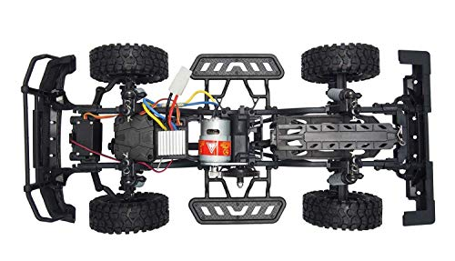 Amewi 22188 Surpass Wild 4WD Scale Crawler 1:10 RTR