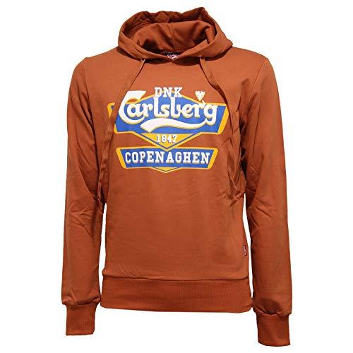 Carlsberg 8553K Felpa Uomo Rust Cotton Sweatshirt Man [M]