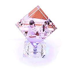 【Unique】Notre cristal est le cadeau idéal pour saisir des souvenirs époustouflants, avec une beauté et une élégance classique pour les années à venir. Nous avons un cristal de forme différente avec différentes tailles pour votre choix. 【Matériel】: En...