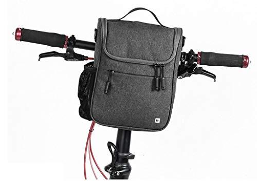 ZFF Bolsa de bicicleta Bolsa impermeable para el frente del coche Bolsa...