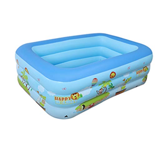 HSF Piscina Inflable for bebés recién Nacidos, for bebés, for bebés, de Gran tamaño, Espesar Hogar de la Familia en casa Piscina for Adultos en la Piscina en el océano Piscinas hinchables