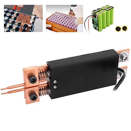 Mini herramienta para soldar por puntos, soldador por puntos portátil Mini pequeño hogar integrado tipo 18650 de litio automático para batería 18650 para artesanos y principiantes