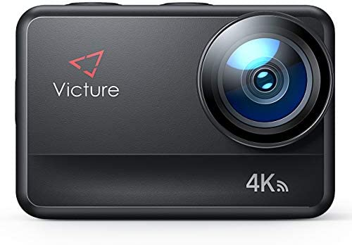 Victure 4K 60FPS AC940 Action Camera 8M Bare Machine Waterproof 20MP Sports Camera with Touch product image