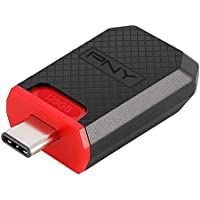 PNY Elite 128GB USB 3.1 USB Type-C Flash Drive (P-FD128ELTC-GE)